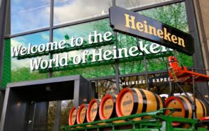The Heineken Brewery
